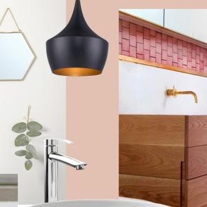 Planche tendance-Salle de bain